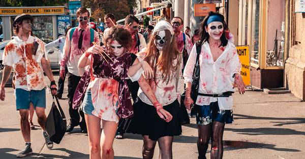 Costumi Halloween Fai da Te cat