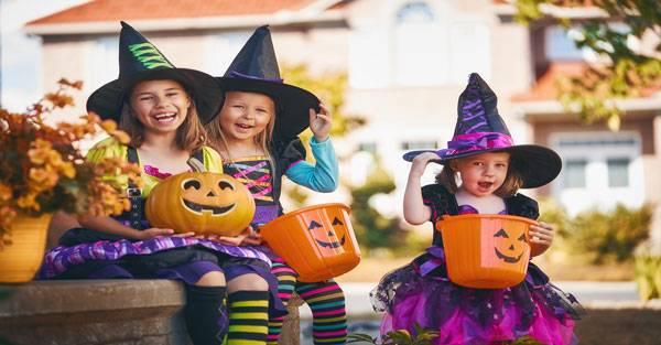 Costumi Halloween Bambini cat